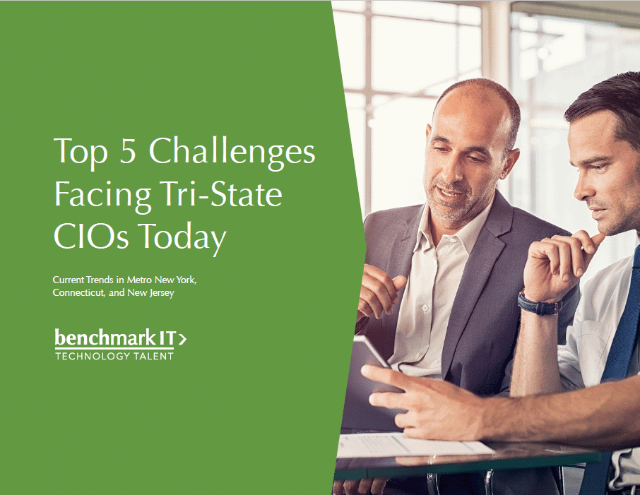 Top 5 Challenges Facing Tri-State CIOs Today